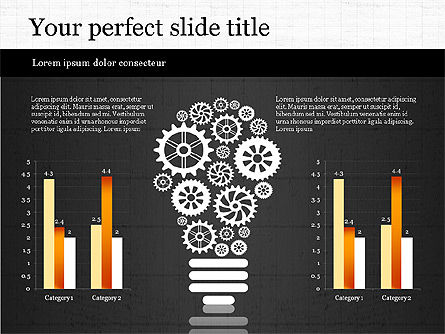 Modern Presentation Concept, Slide 11, 03004, Presentation Templates — PoweredTemplate.com
