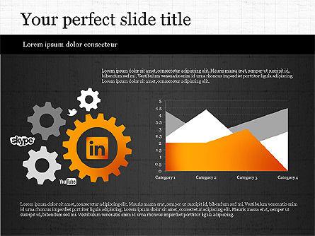 Modern Presentation Concept, Slide 13, 03004, Presentation Templates — PoweredTemplate.com