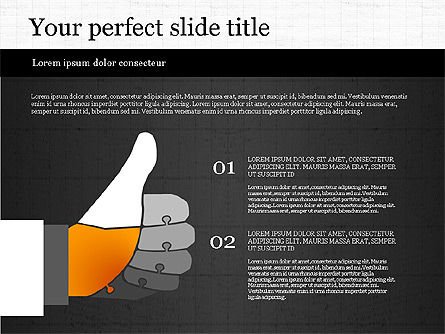 Modern Presentation Concept, Slide 14, 03004, Presentation Templates — PoweredTemplate.com