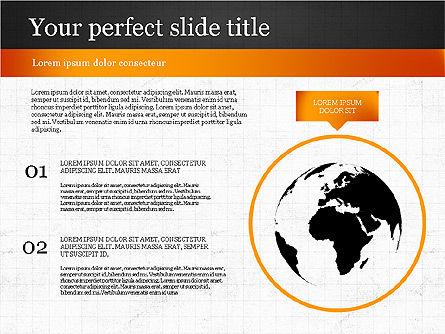 Modern Presentation Concept, Slide 2, 03004, Presentation Templates — PoweredTemplate.com