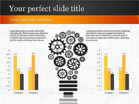 Modern Presentation Concept, Slide 3, 03004, Presentation Templates — PoweredTemplate.com