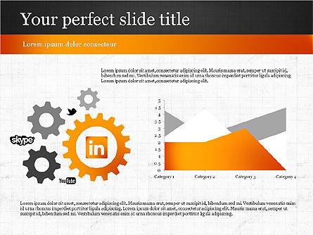 Modern Presentation Concept, Slide 5, 03004, Presentation Templates — PoweredTemplate.com