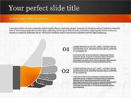 Modern Presentation Concept, Slide 6, 03004, Presentation Templates — PoweredTemplate.com