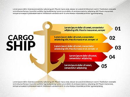 Infographics: Cargo Infographics #03007