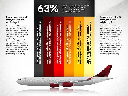 Cargo Infographics, Slide 5, 03007, Infographics — PoweredTemplate.com