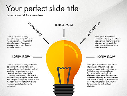Thinking with Concepts, 03012, Presentation Templates — PoweredTemplate.com