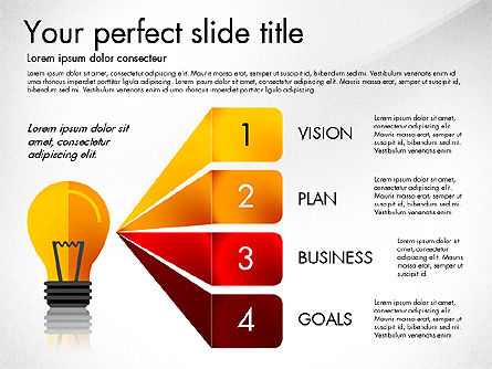 Thinking with Concepts, Slide 2, 03012, Presentation Templates — PoweredTemplate.com