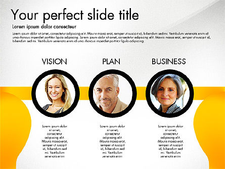 Thinking with Concepts, Slide 3, 03012, Presentation Templates — PoweredTemplate.com