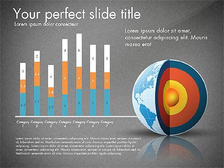 Earth Core Presentation Concept, Slide 16, 03019, Presentation Templates — PoweredTemplate.com