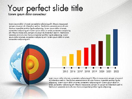 Earth Core Presentation Concept, Slide 5, 03019, Presentation Templates — PoweredTemplate.com