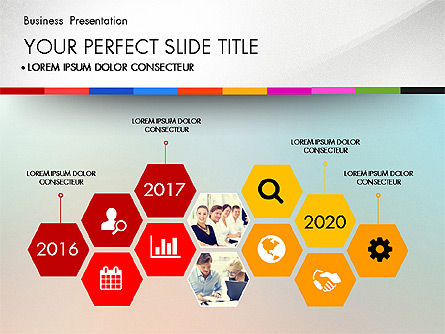 Presentation Templates: Jaw-Dropping Presentation Template #03020