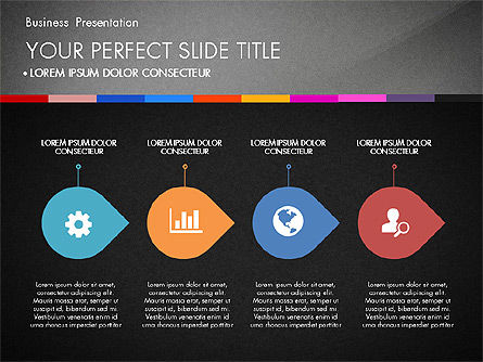 Jaw-Dropping Presentation Template, Slide 10, 03020, Presentation Templates — PoweredTemplate.com