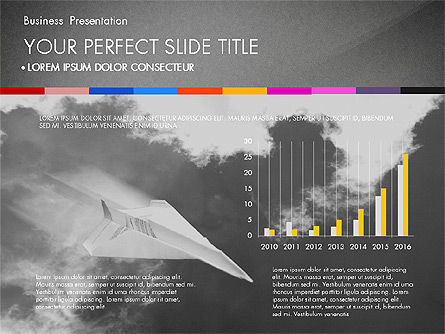 Jaw-Dropping Presentation Template, Slide 13, 03020, Presentation Templates — PoweredTemplate.com