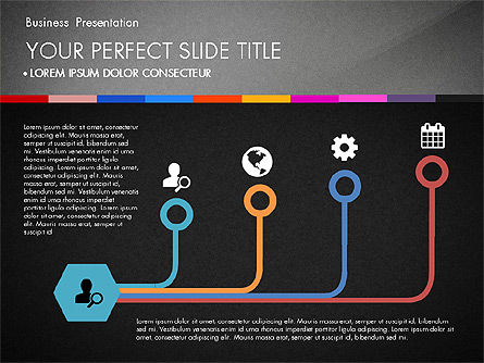 Jaw-Dropping Presentation Template, Slide 14, 03020, Presentation Templates — PoweredTemplate.com
