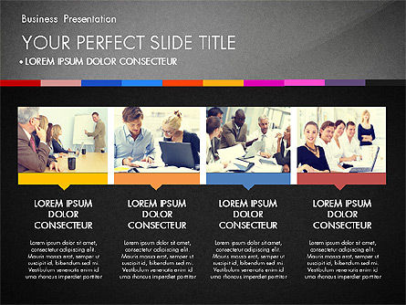 Jaw-Dropping Presentation Template, Slide 15, 03020, Presentation Templates — PoweredTemplate.com