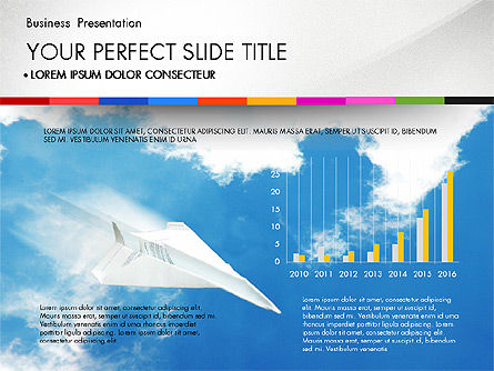Jaw-Dropping Presentation Template, Slide 5, 03020, Presentation Templates — PoweredTemplate.com