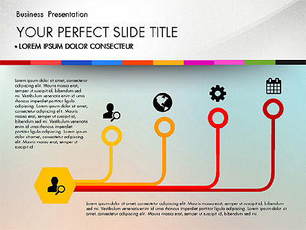 Jaw-Dropping Presentation Template, Slide 6, 03020, Presentation Templates — PoweredTemplate.com