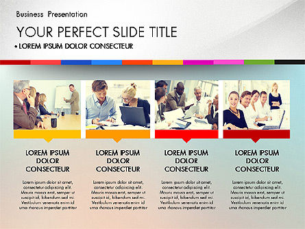 Jaw-Dropping Presentation Template, Slide 7, 03020, Presentation Templates — PoweredTemplate.com