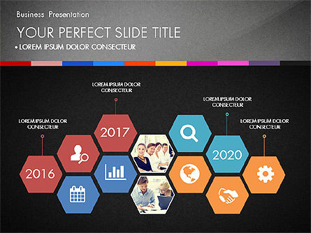 Jaw-Dropping Presentation Template, Slide 9, 03020, Presentation Templates — PoweredTemplate.com