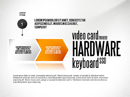 Hardware Presentation Template, Slide 2, 03026, Presentation Templates — PoweredTemplate.com