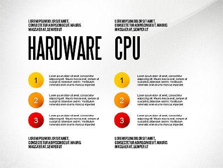 Hardware Presentation Template, Slide 4, 03026, Presentation Templates — PoweredTemplate.com