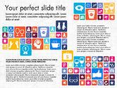 Flat Design Icons Presentation Deck#2