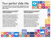 Flat Design Icons Presentation Deck#8