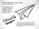Sketch Style Business Presentation#8