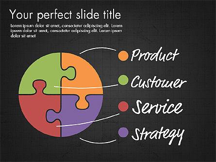 Idea Presentation Concept Template, Slide 10, 03032, Presentation Templates — PoweredTemplate.com