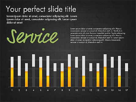 Idea Presentation Concept Template, Slide 15, 03032, Presentation Templates — PoweredTemplate.com
