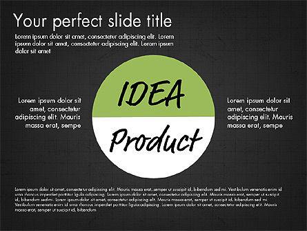 Idea Presentation Concept Template, Slide 16, 03032, Presentation Templates — PoweredTemplate.com