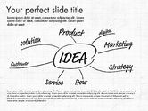 Presentation Templates: Idea Presentation Concept Template #03032