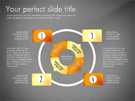 Reaching the Goal Concept, Slide 11, 03034, Business Models — PoweredTemplate.com