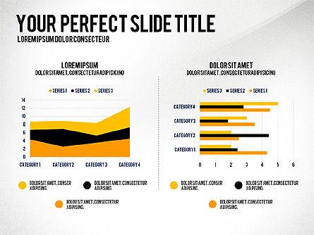 Social Related Presentation Template, Slide 4, 03035, Presentation Templates — PoweredTemplate.com