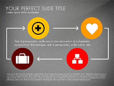 Medical Related Presentation in Flat Design, Slide 12, 03036, Presentation Templates — PoweredTemplate.com