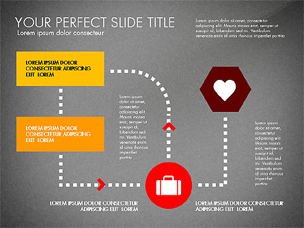 Medical Related Presentation in Flat Design, Slide 13, 03036, Presentation Templates — PoweredTemplate.com