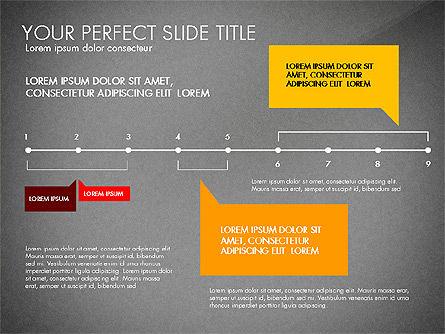 Medical Related Presentation in Flat Design, Slide 14, 03036, Presentation Templates — PoweredTemplate.com