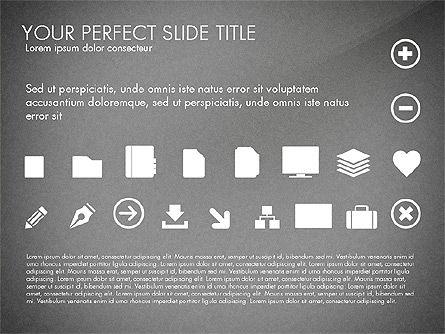 Medical Related Presentation in Flat Design, Slide 16, 03036, Presentation Templates — PoweredTemplate.com