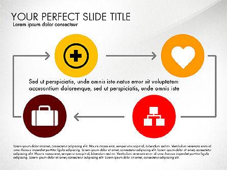 Medical Related Presentation in Flat Design, Slide 4, 03036, Presentation Templates — PoweredTemplate.com