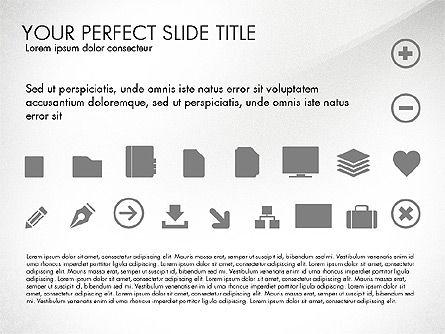 Medical Related Presentation in Flat Design, Slide 8, 03036, Presentation Templates — PoweredTemplate.com