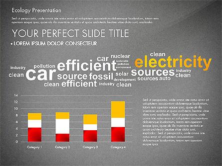 Renewable Energy Word Cloud Presentation Template, Slide 15, 03037, Presentation Templates — PoweredTemplate.com