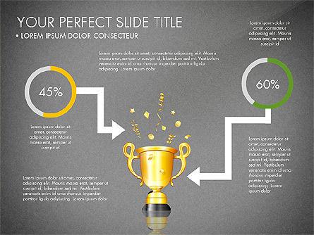 Winning Strategy Process, Slide 12, 03038, Process Diagrams — PoweredTemplate.com