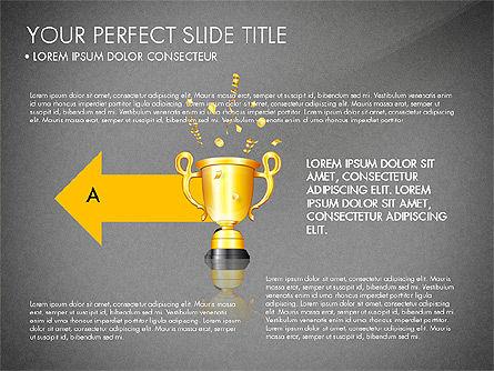 Winning Strategy Process, Slide 15, 03038, Process Diagrams — PoweredTemplate.com