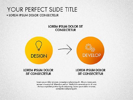 Project Management Process Concept, Slide 7, 03039, Business Models — PoweredTemplate.com