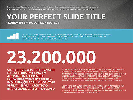 Flat Design Infographics Presentation, Slide 12, 03040, Infographics — PoweredTemplate.com