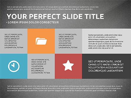 Flat Design Infographics Presentation, Slide 16, 03040, Infographics — PoweredTemplate.com