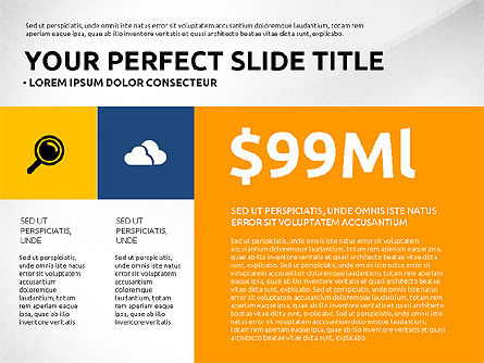 Flat Design Infographics Presentation, Slide 3, 03040, Infographics — PoweredTemplate.com