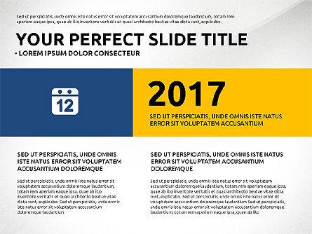 Flat Design Infographics Presentation, Slide 5, 03040, Infographics — PoweredTemplate.com
