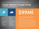 Flat Design Infographics Presentation#11
