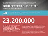 Flat Design Infographics Presentation#12